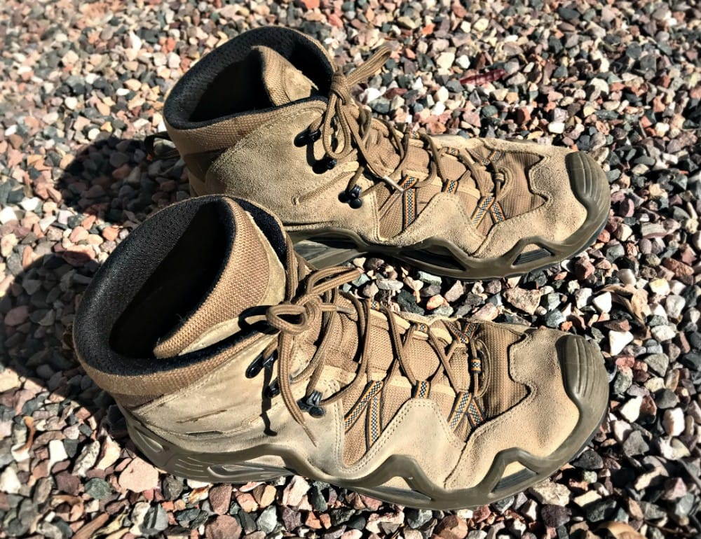 Lowa Boots- Lowa Zephyr: tactical boots and hiking boots come in many shapes and styles (and sometimes one can serve as the other).