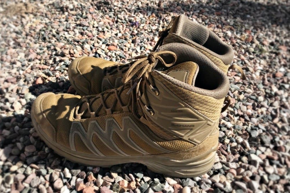 Lowa Innox: hiking boots? tactical boots? A little of both?