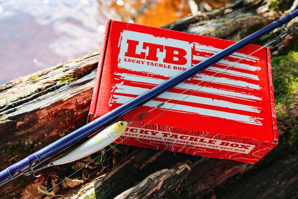 LTB tackle box contents