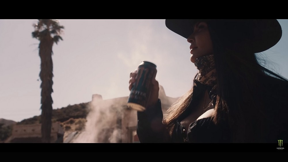 """Monster Energy's latest drink is the """"Monster Mule""""."""