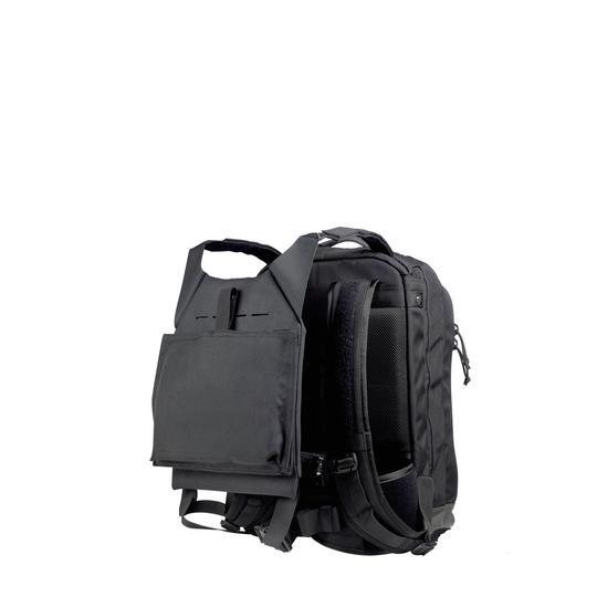 An EDC backpack with armor (Plate Carrier Backpack)