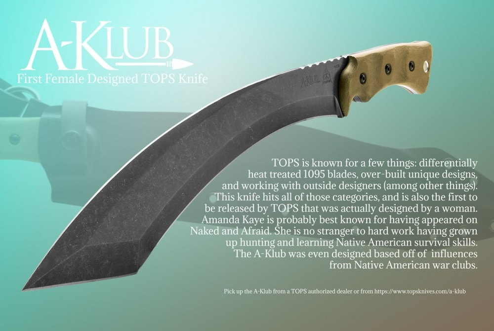 "Flyer for TOPS ""A-Klub."""