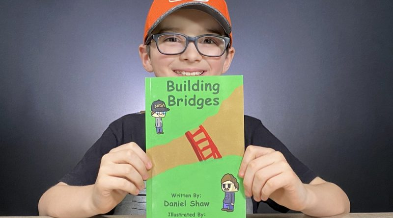 Burning Bridges childrens book by Daniel and Gunner Shaw