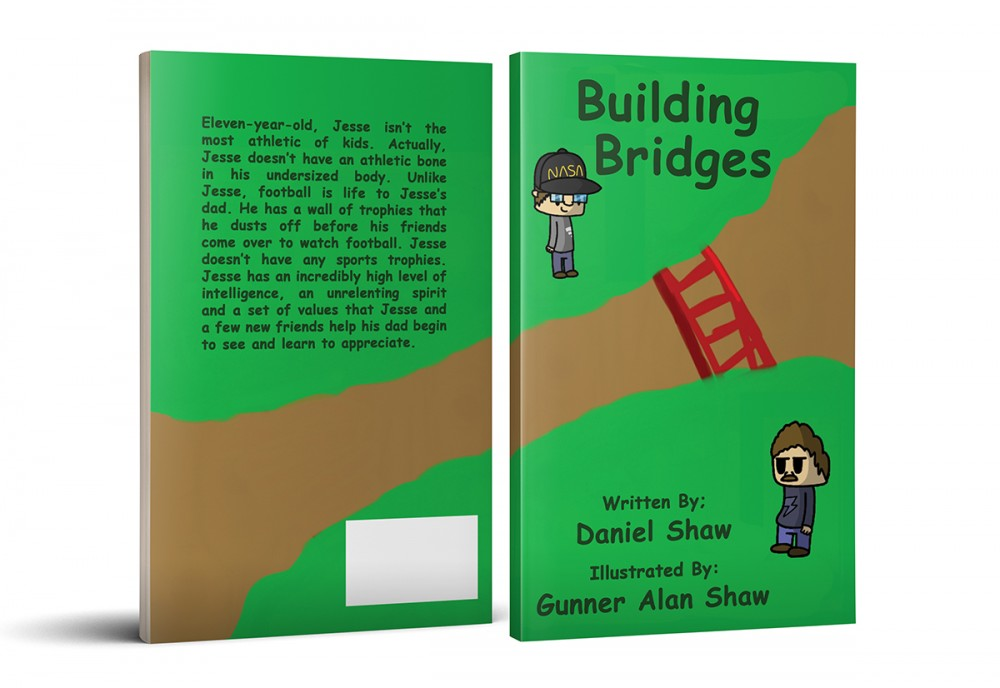 A kids book for your young uns from the HMFIC of Gunfighter Cast.