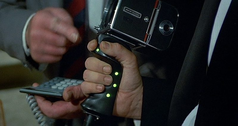 "James Bond had a ""Signature Camera Gun"" in the film License to Kill – but real spies had less high-tech weapons."