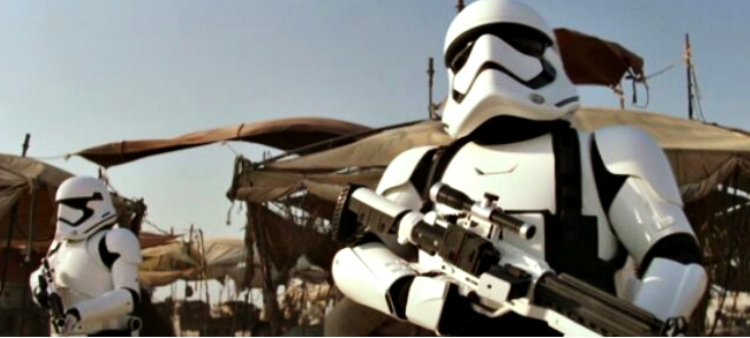 Star Wars weapons: The F11-D replaced of the older E-11 blaster rifle used by the Galactic Empire.