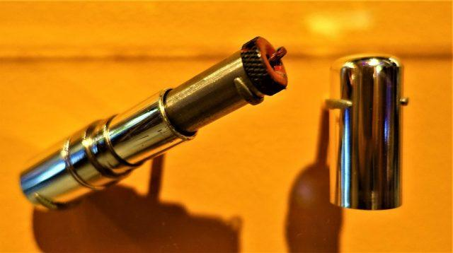 Spy Guns: Truly a kiss of death – this tube could fire a 4.5mm bullet (Public Domain)