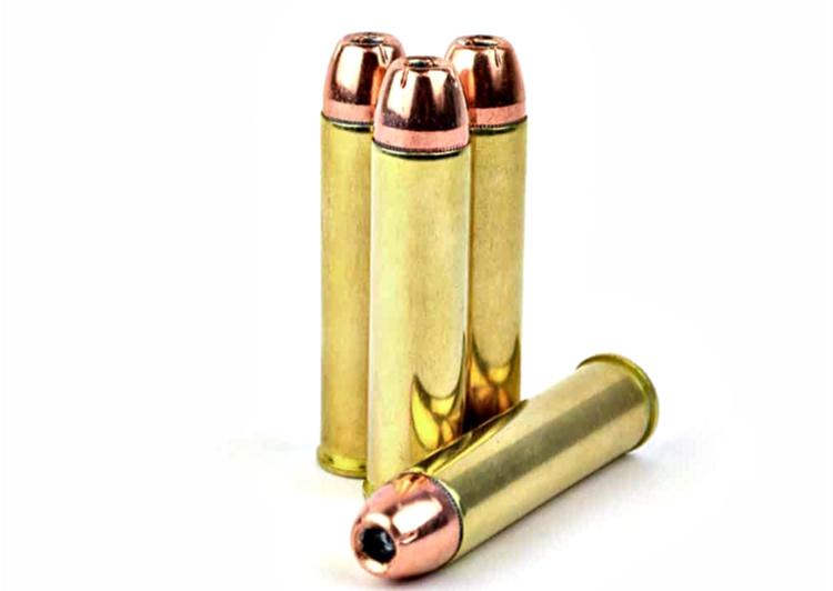 460 S&W - 45 caliber