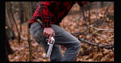 Hunting with the .357 Magnum