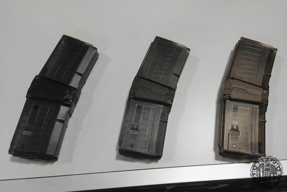 Cross Industries 10/10 Cross Mag Color Options