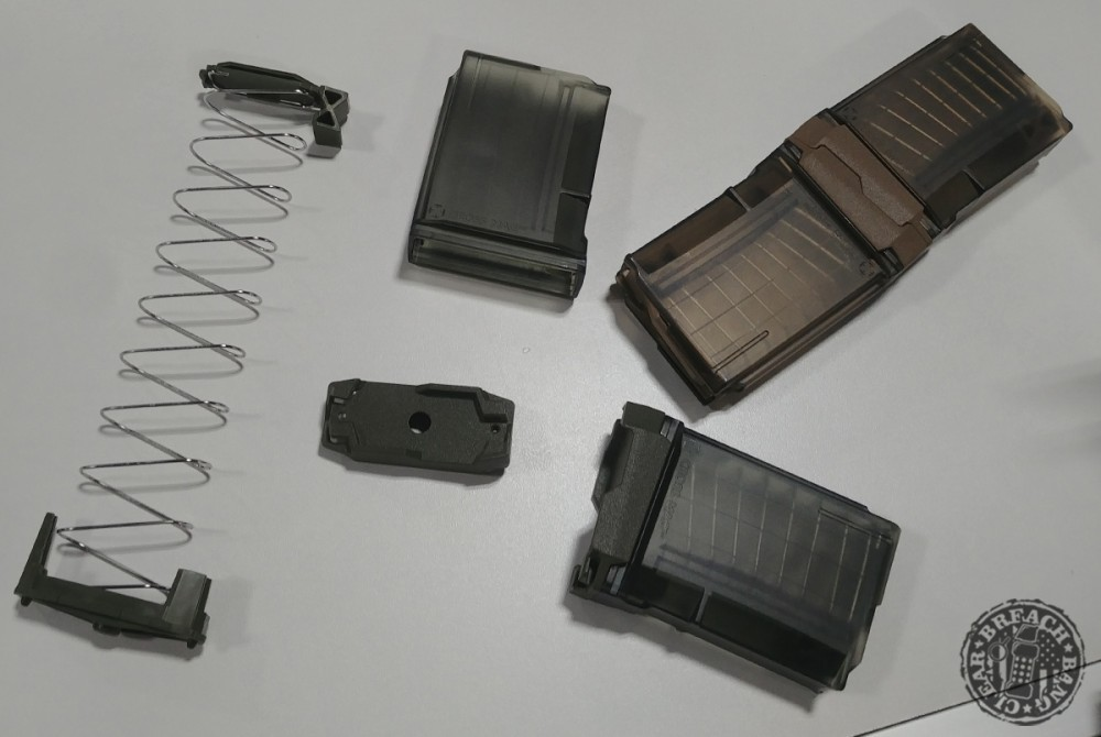 Cross Industries 10/10 Cross Mag Parts