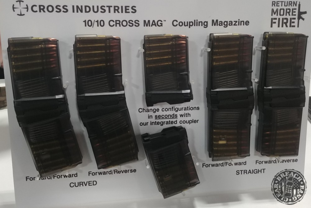 Cross Industries 10/10 Cross Mag