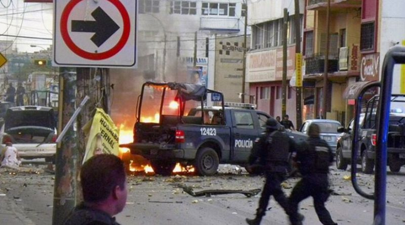 cartel violence in Culiacan and other Mexican states