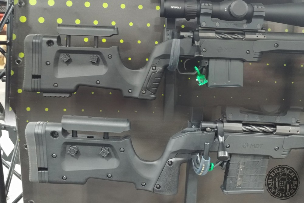 MDT XRS Chassis System Interchangeable Grips