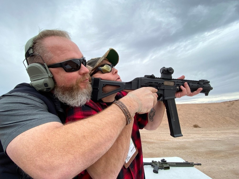 Range Day 2020 SHOT Show - Reeder's in trouble!