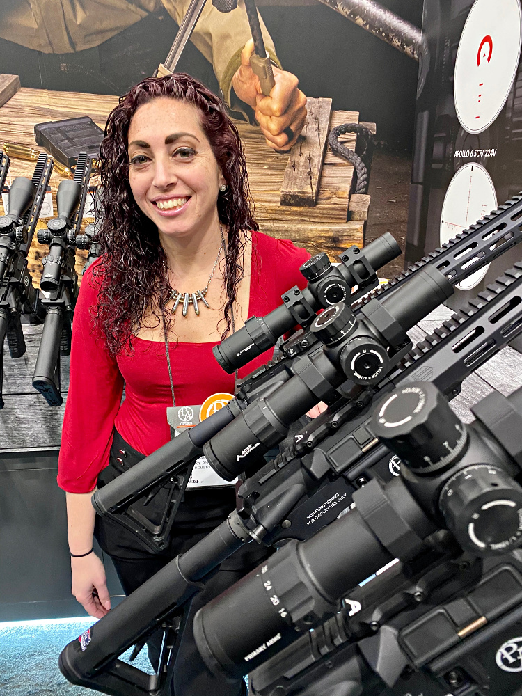 Real Women of SHOT - Dina Sanders - Primary Arms.