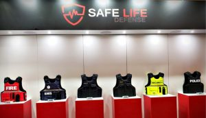 Flexible Rifle Armor System from Safe Life Defense | SHOT Show 2020