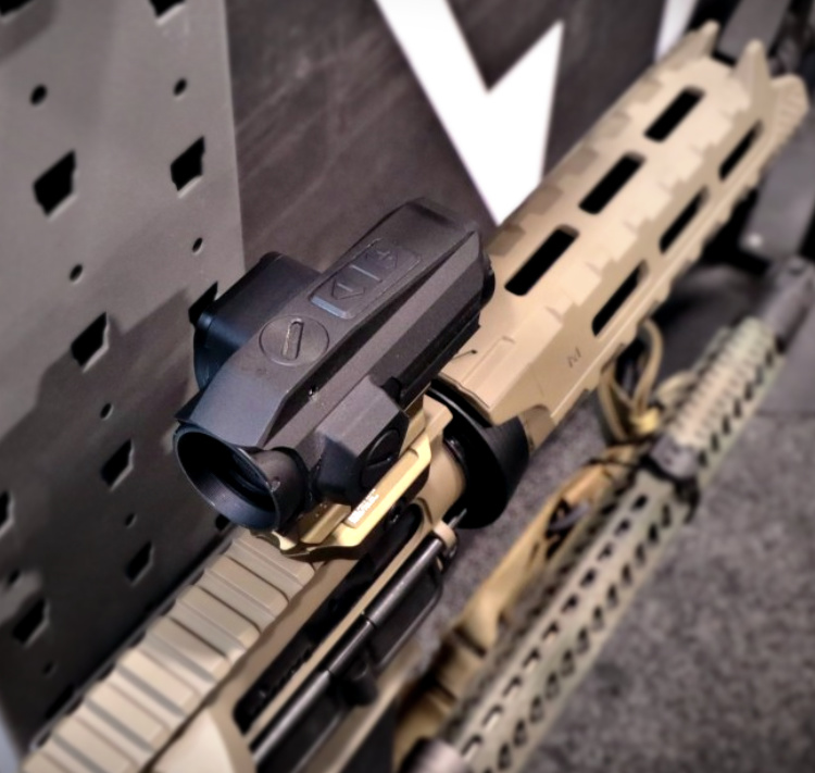 Scouter Red Dot Optic on display at SHOT Show 2020.