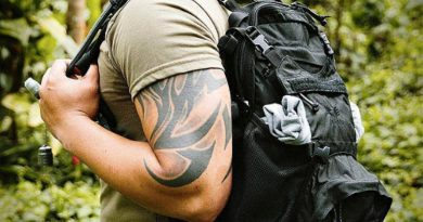 Yote Hydration Pack by Eagle Industries.