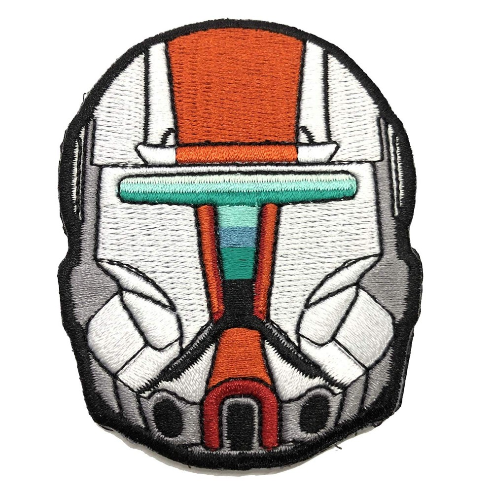 Star Wars Clone Trooper Embroidered Morale Patch