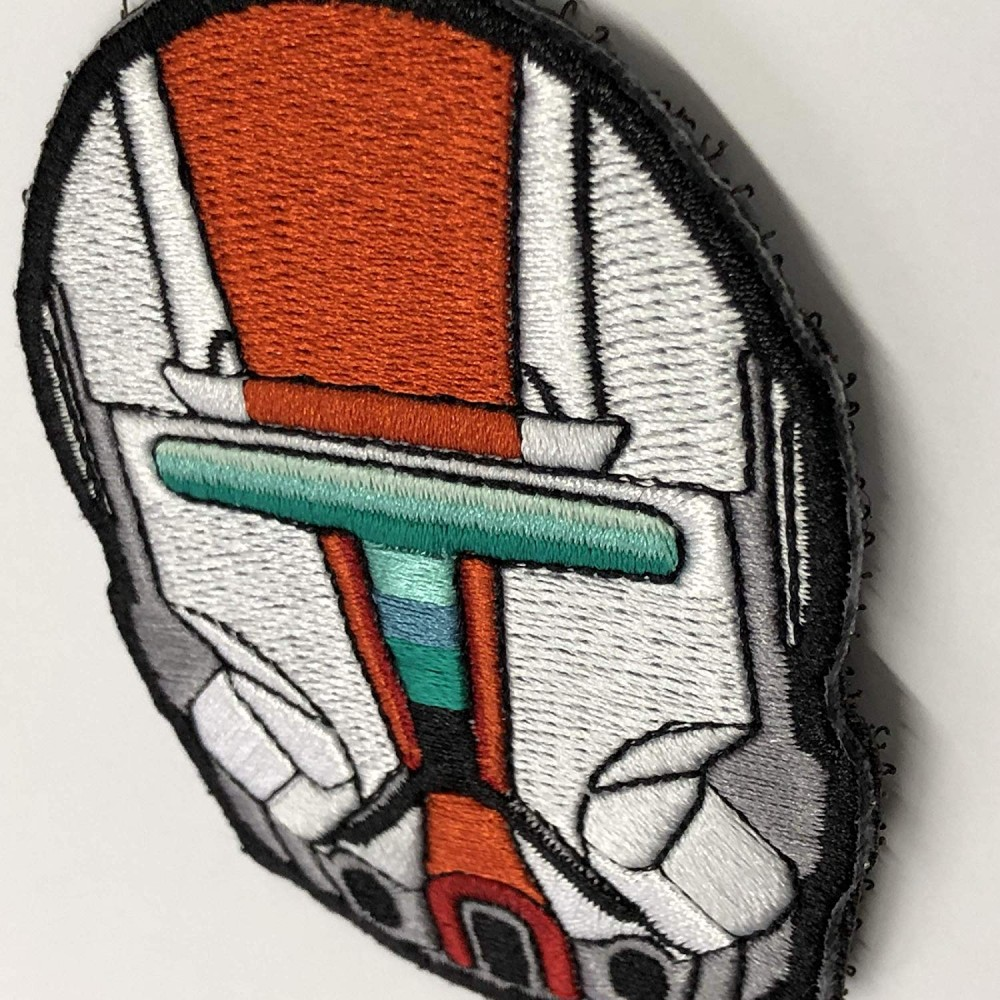 Phase 1 Clone Trooper Embroidered Morale Patch