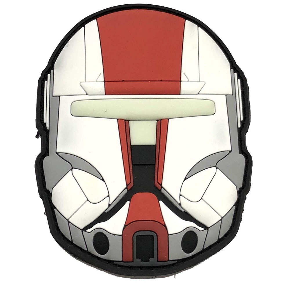 Phase 1 Clone Trooper PVC Star Wars Patch