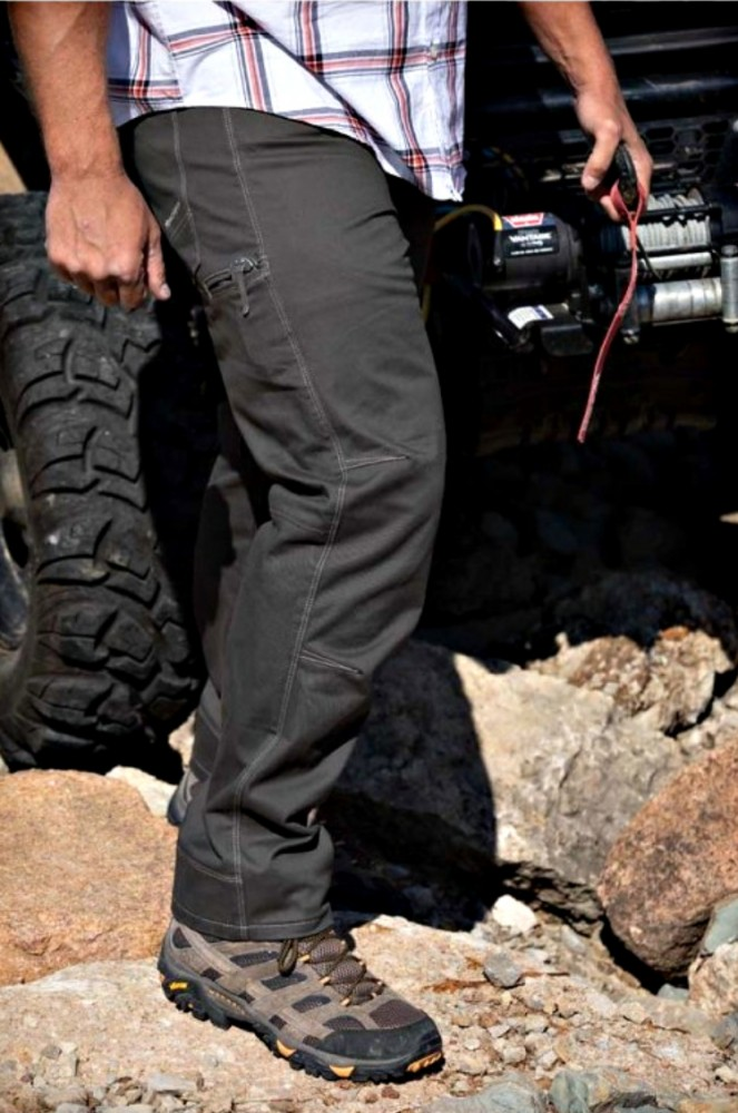 Propper Lithos pant in the wild. Lifestyle series at SHOT Show 2020.