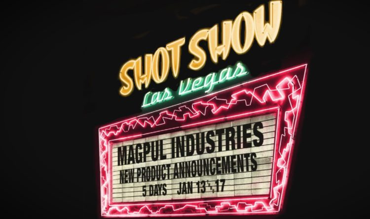 Magpul new products at SHOT SHow 2020.
