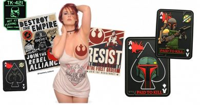 Star Wars morale patches