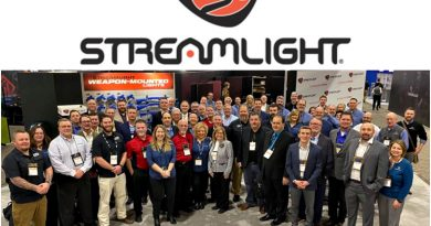New Streamlight products at SHOT Show 2020: new weapon lights, a compact personal flashlight, some area lights, and a headlamp.