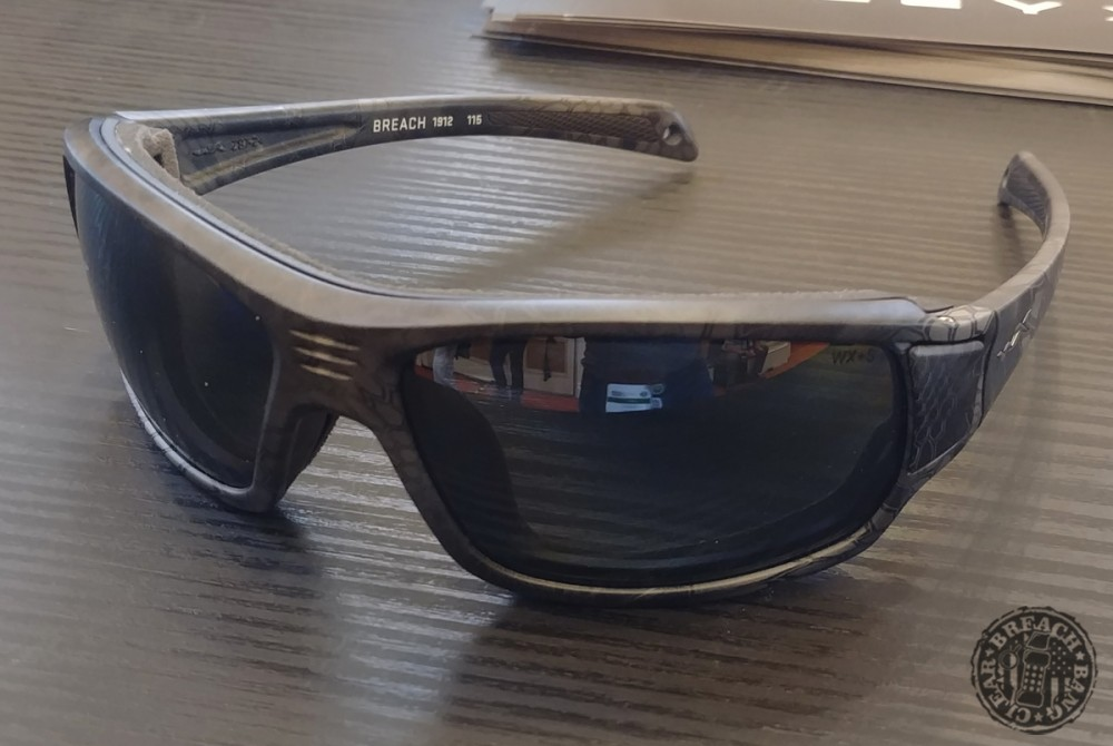 Wiley X WX Breach In Kryptek Typhon With Captivate Polarized Lens