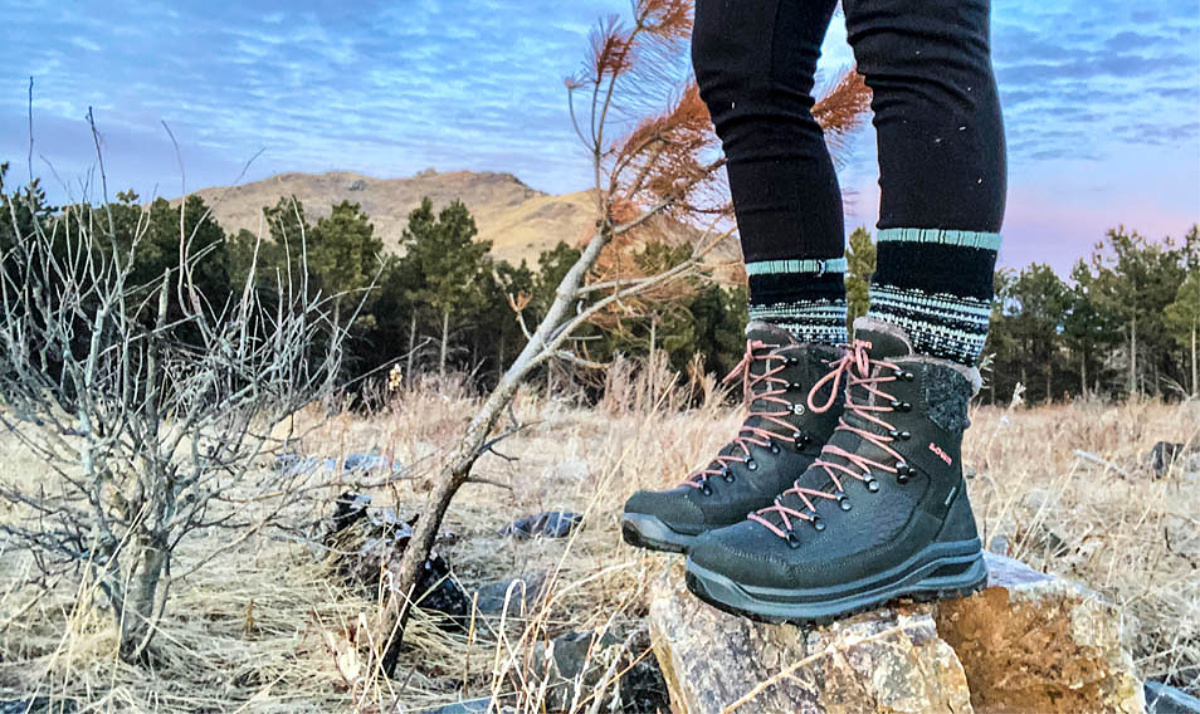 Insulated Winter Hiking Boots | LOWA