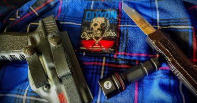Dixxon Flannels, tactical hipster approved