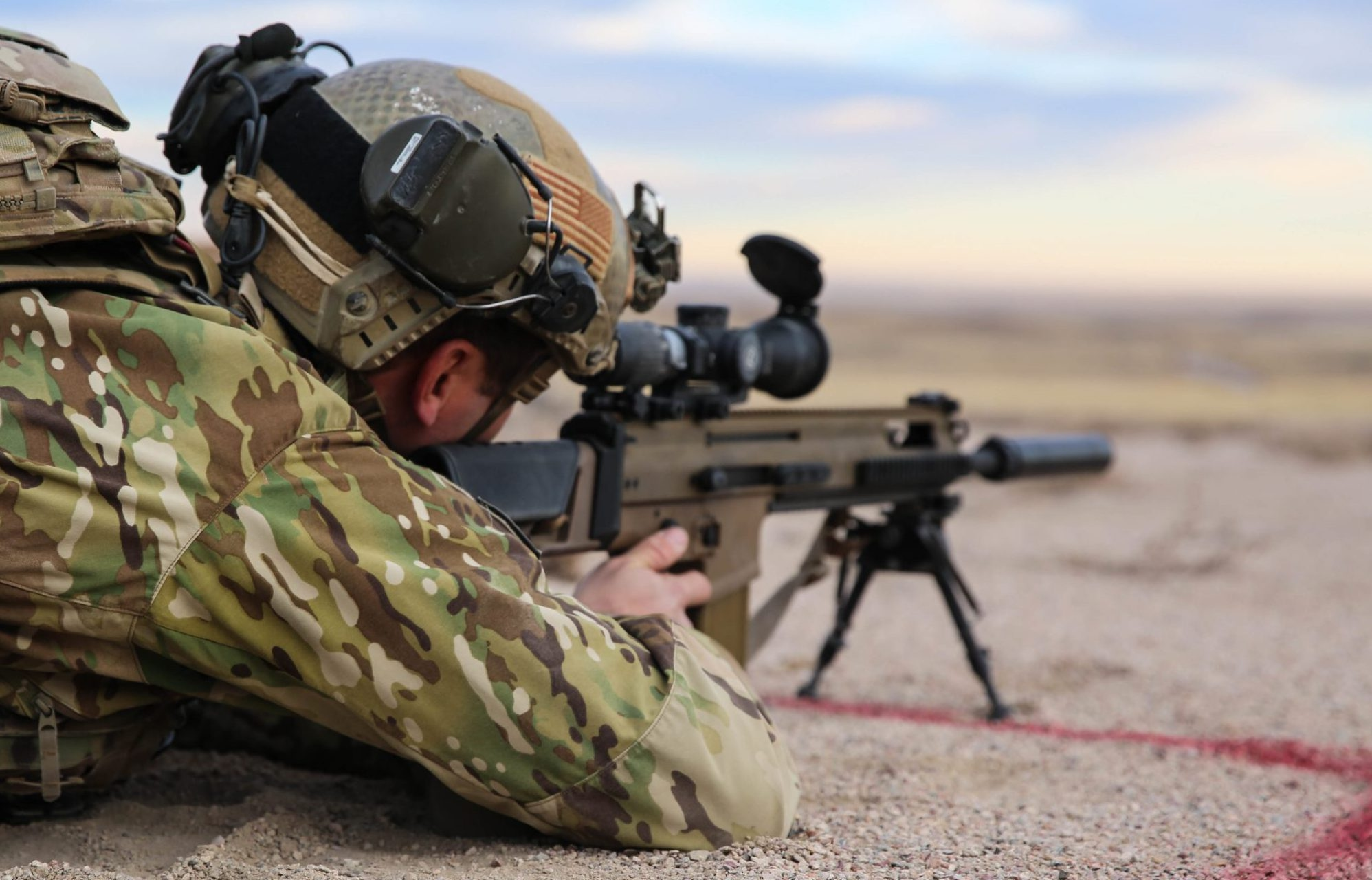 These 5 Companies Want to Build the Army's Next-Generation Infantry Optic