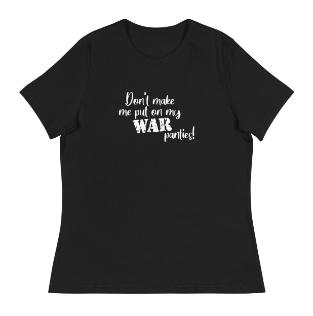 War Panties Summer Shirt