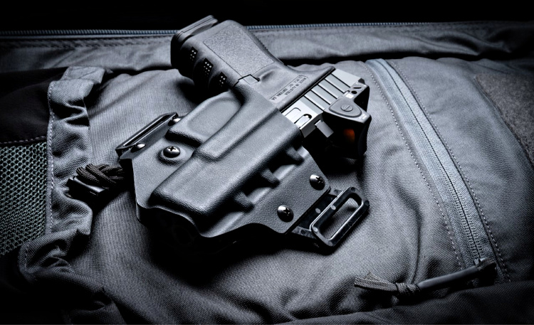 OWB Holster by Crucial Concealment