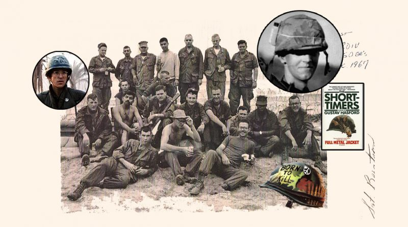 "The Snuffies: Marines in Vietnam who inspired characters in Gustaf Hasford's ""The Short Timers"" and Full Metal Jacket."