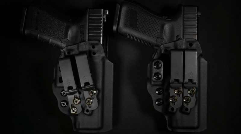 Tenicor CERTUM 3 Appendix Carry Holster