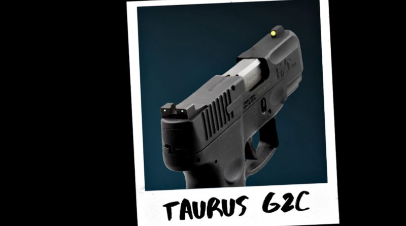 RAM Sights now available for Taurus G2C.