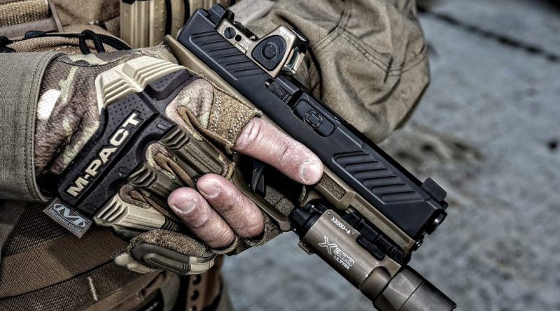 Report: Mechanix M-Pact Shooting Gloves | Agilite Edition