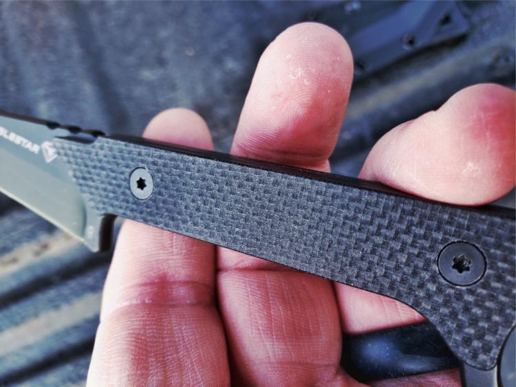 handle slabs - Doublestar Arms.