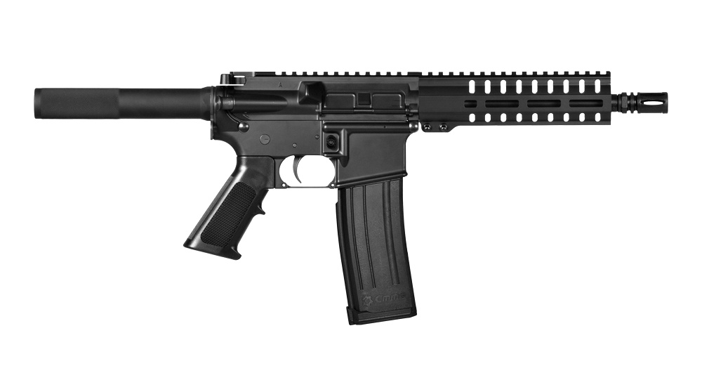 The CMMG Banshee 100 Mk4 is one of a few PDW options in 5.7 mm available today.
