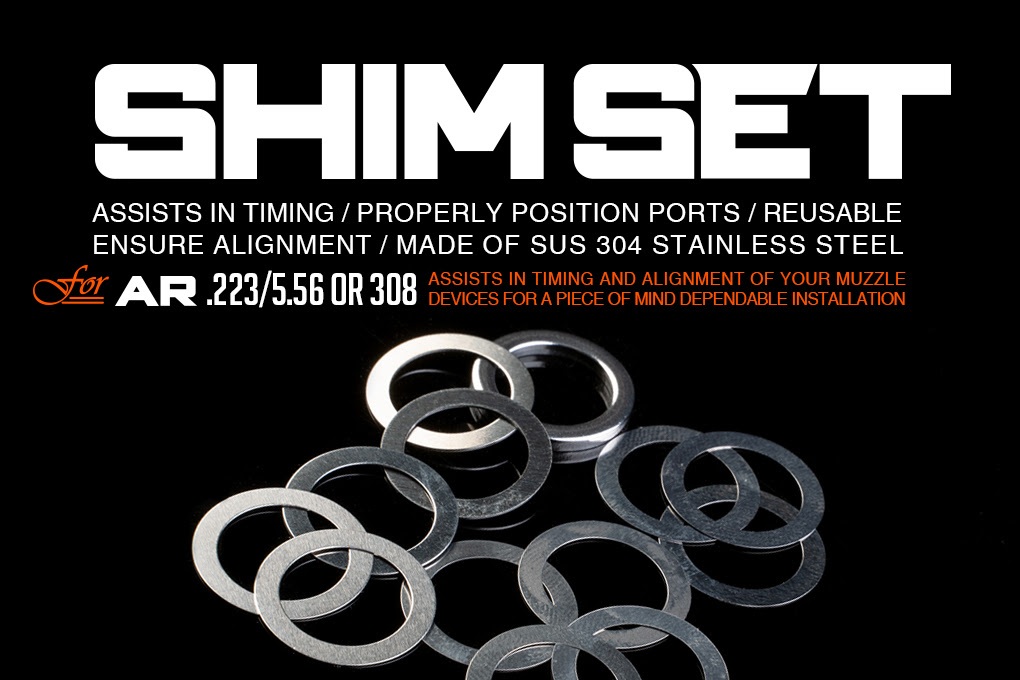 Shimmy Shimmy with Strike Industries New AR Shim Kit