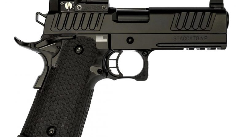 STI Staccato P from Staccato 1911
