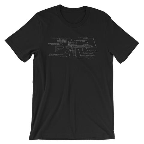 Freedom Rifle Tee