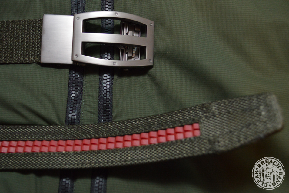 EDC Items: Olive Drab Nexbelt Titan Precisefit Belt