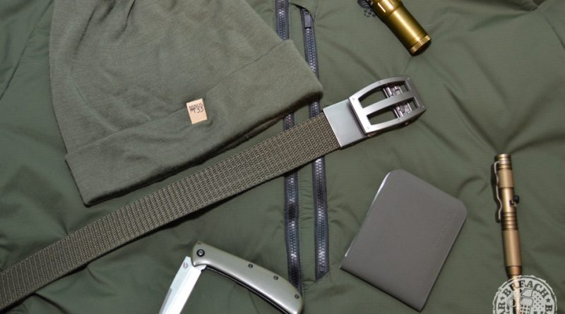Olive Drab EDC Essentials