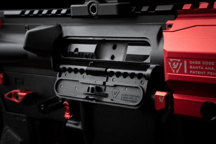PolyFlex dust cover from Strike Industries for AR-style rifles