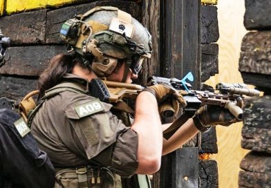 In4med-16: A DARC grad's Close Quarters Carbine