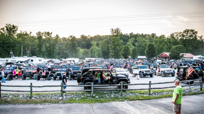 TN TrailJam 2020 at Loretta Lynn Ranch